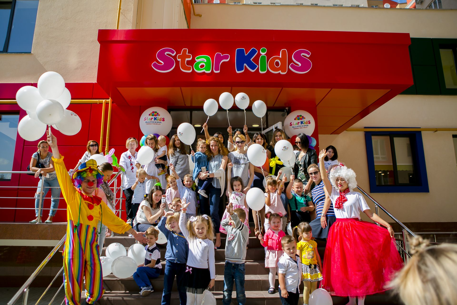Star Kids – идеальное место для Вашего ребенка