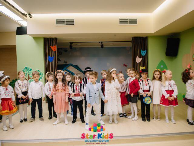16.04.2019 — Săptămâna teatrului la Star Kids